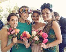 cómo ir vestida a una boda como invitada