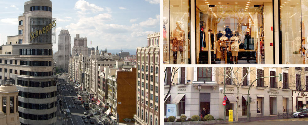 Madrid Shopping Tours