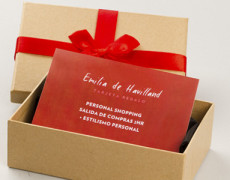 Regala packs de Personal Shopper estas navidades